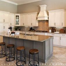 Traditional Kitchen by Beasley & Henley Interior Design