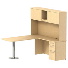 Contemporary Desks And Hutches by Cymax