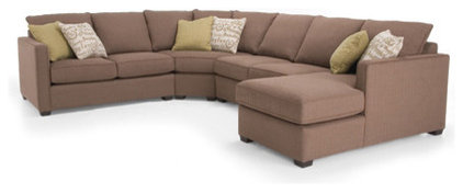 Contemporary Sectional Sofas by Decor-Rest