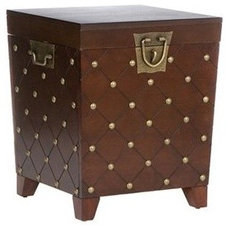 Traditional Side Tables And Accent Tables by HomeFurnitureShowroom