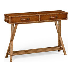 Jonathan Charles - New Jonathan Charles Console Table Travel - Product Details
