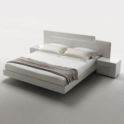 Rossetto | Domino Platform Bed -