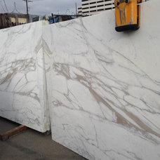 Contemporary Bathroom Countertops by Royal Stone & Tile