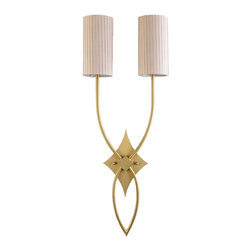 Country Complete Copper and Flax Wall Sconce 11703 -