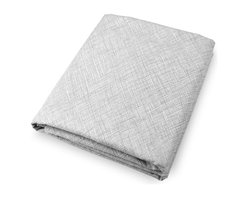 OLLI+LIME - Nest Crib Sheet - Gray - Soft cotton fitted crib sheet in gray nature-inspired Nest design. Fits standard-sized US crib. One-inch elastic for a safe and secure fit.