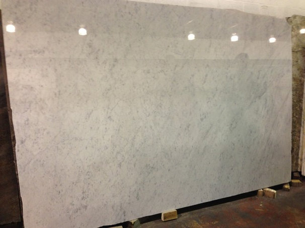 Contemporary Kitchen Countertops by FAIRFAX MARBLE