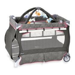 Chicco - Chicco Lullaby LX Playard in Foxy? - The Lullaby LX Playard is perfect for your child's play time or nap time. It comes with a thickly padded, quilted mattress that can be removed for easy machine washing.