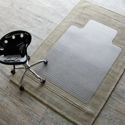 Floortex Cleartex Advantage Chair Mat - The perfect choice for all areas of the home and workplace, the Floortex Cleartex Advantage Chair Mat lets you move chairs with castors over the floor easily. Its transparent finish allows the natural beauty of wood flooring or a carpet design to show through, while shielding the covered surface from castor damage or wear and tear. Boasting a unique, clear Floortex PVC formulation for maximum durability, this 100% recyclable mat is one of the toughest and most durable floor protection mats available today. Available in rectangular and triangular shapes, with or without lip, it comes in a selection of floor surface options with smooth back for hard floors and gripper back to hold mat in place without damaging carpet. So whether you have hard wood floors, low pile carpets (6mm or less), medium pile carpets (12mm or less), plush pile carpets (over 12mm), or standard pile carpets (9mm or less), you will surely find the right mat to go with it. Additional Features: Easy to clean: simply wash off with soap and water Ideal for people who suffer from allergies Free of toxic chemicals 100% recyclable and will not harm or degenerate the environment Available Dimensions: 36W x 48D inches 45W x 35D inches 45W x 53D inches 46W x 60D inches 48W x 60D inches 48W x 79D inches About FloortexFloortex offers an unrivalled range of enduring, quality products to safeguard every floor, chair, doorway, and desk, keeping high traffic areas cleaner and safer, for longer. From chair mats for both carpets and hard floors to indoor and outdoor entrance mats; from desk protection products to custom design mats, Floortex protects floors like no other. Floortex manufactures and supplies products, worldwide, and is the first choice for thousands of customers since 2001. Committed to quality and innovation, Floortex continues to provide new solutions, unbeatable value and outstanding customer service.