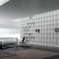 Display And Wall Shelves  by Casa Spazio