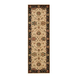 Nourison - NOUR-66920 Nourison Living Treasures Area Rug Collection - Bring a rare element of history, luxury and artistic sensibility into your home with this fine collection. Traditional classical Persian designs that were created centuries ago are featured in a dynamic interplay of patterns, colors, tones and textures. Turn any room into a sophisticated living area with these exquisitely crafted rugs.