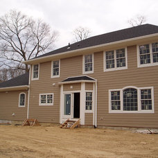 Contemporary  by Long Island Siding Systems