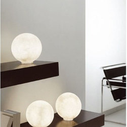 In-Es Art Design - T Moon Table Lamp - T Moon Table Lamp