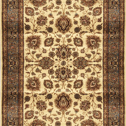 """Home Dynamix - Home Dynamix Rug, Ivory, 7' 8"""" x10' 2"""" - The Marquis collection from Home Dynamix"""