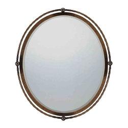 Quoizel Lighting - Quoizel QR1417 Copper Mirror -