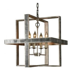 Mr. Brown Hanover Chandelier