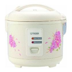 Tiger - Tiger JAZA18U Rice Cooker 10 Cup Steamer - Tiger JAZA18U Rice Cooker 10cup Steamer