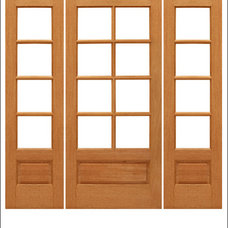 Traditional Windows And Doors by Doors4Home