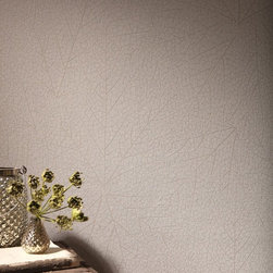 Graham & Brown - Glade Wallpaper - Glade wallpaper provides an elegant style which has a certain versatility to it and also helps to create much-needed space in the home. This beige and cream design is inspired by fossilised leaves which are then delicately layered to create a beautiful all-over semi plain effect. This piece is also available in two other colour schemes, each with their own individual ambience to fit in with your particular home design needs.