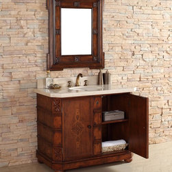 "42"" Charleston Single Bath Vanity -"