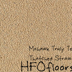 Mohawk Truly Tender III - Mohawk Truly Tender III, Thatched Straw 12' wear-dated embrace nylon carpet. Available at HFOfloors.com.