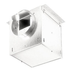 Broan-Nutone L250L High Capacity Inline Ventilation Fan - Line up your ventilation with the Broan L250L High Capacity Inline Ventilation Fan.When you need in-line ventilation, don't adapt. Get it straight from the box. This fan installs and keeps the air flowing. The 20 gauge galvanized steel housing is made to last. When you add a GFCI branch circuit, it is UL listed for use over bathtubs and showers. That's not all. It's also great for kitchen installation.Don't be annoyed by some noisy fan. This one operates in the same range of volume as normal speech. If you add an available variable speed control, speed and noise level are under your thumb. It comes with a removable access panel for convenience.You'll need a ventilation fan. Why not go with the one that does what you want?About Broan-NuToneBroan-NuTone has been leading the industry since 1932 in producing innovative ventilation products and built-in convenience products, all backed by superior customer service. Today, they're headquartered in Hartford, Wisconsin, employing more than 3200 people in eight countries. They've become North America's largest producer of medicine cabinets, ironing centers, door chimes, and they're the industry leader for range hoods, bath and ventilation fans, and heater/fan/light combination units. They are proud that more than 80 percent of their products sold in the United States are designed and manufactured in the U.S., with U.S. and imported parts. Broan-NuTone is dedicated to providing revolutionary products to improve the indoor environment of your home, in ways that also help preserve the outdoor environment.