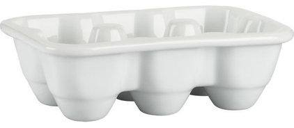Contemporary Serveware by Crate&Barrel
