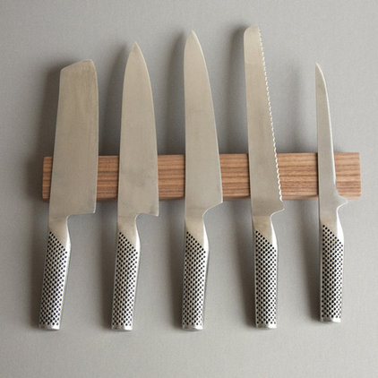 Contemporary Knife Storage by 29 Armstrong