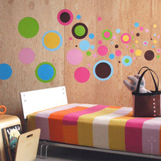 Contemporary Kids Wall Decor by Modernseed