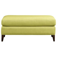 Traditional Footstools And Ottomans by Crate&Barrel