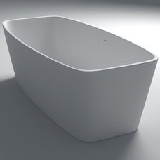 modern bathtubs by galbox