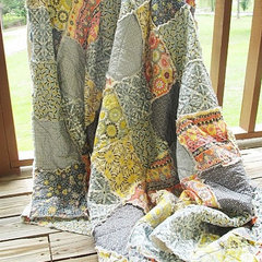 quilts Silent Cinema Rag Quilt