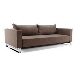 Innovation cassius sleek excess sofa bed stylish for Sofa 400 euro