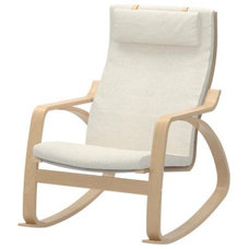 Contemporary Rocking Chairs by IKEA