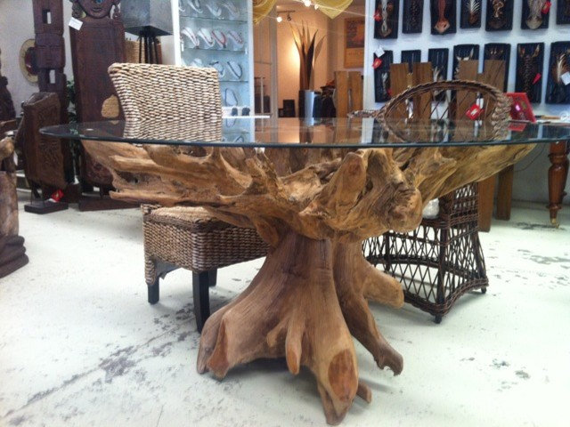 Asian Dining Tables by Arden Mexico
