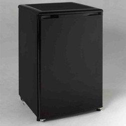 AVANTI - AVANTI RM4516B BLACK REFRIGERATOR COUNTERHIGH 4.5 CU FT HOLDS -