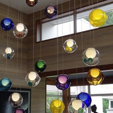 Contemporary Lighting by OnlyHuman Modern