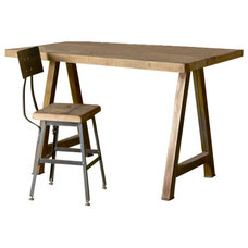 Contemporary Desks by UrbanWood Goods