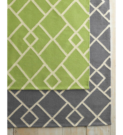 modern rugs by Garnet Hill
