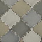New Releases - New Lg Arabesque shape in new craftsman glazes C52, C53, C58, C59