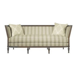 7616-82-Salon French Settee -