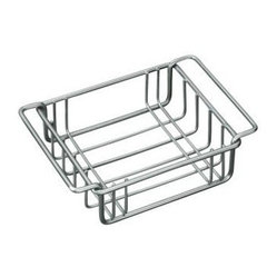 KOHLER K-3127-ST Wire Storage Basket Fits Undertone Trough Sinks