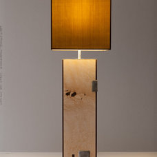 eclectic table lamps by Inspired Wire Studio