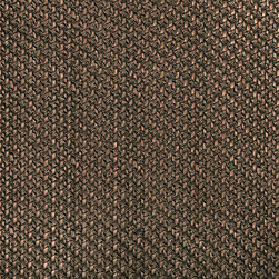 Brown Cross Hatch Upholstery Faux Leather By The Yard - This faux leather material is great for all indoor upholstery applications including residential and commercial. This pattern is uniquely made to combine luxury with durability. Our faux leathers are stain resistant, and easy to clean with mild soap and water.