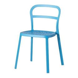 Ola Wihlborg - REIDAR Chair - Chair, blue