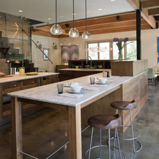 Contemporary Kitchen by Beinfield Architecture PC