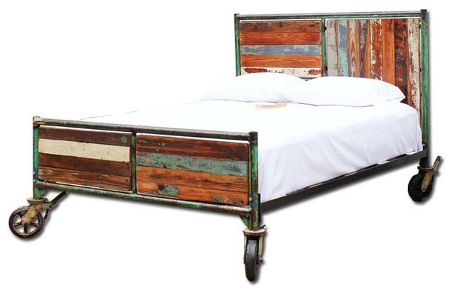 Eclectic Beds by Tempered Design