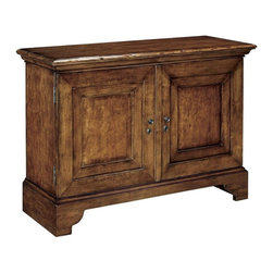 EuroLux Home - Petite New 18th Century Cabinet Cherry - Product Details