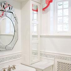 Traditional Bathroom by Design Manifest