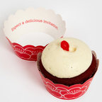 Fortune Cupcakes by Fred Flare -