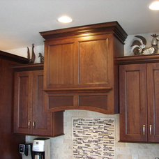 Kitchen Cabinetry by Castle Kitchens and Interiors